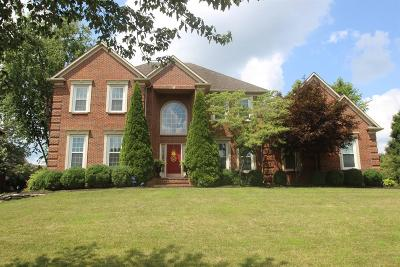 Lexington Single Family Home For Sale: 4861 Pleasant Grove Road