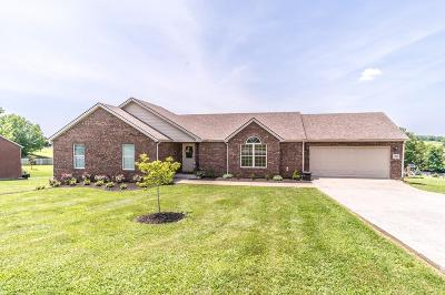 Berea Single Family Home For Sale: 381 Kings Trace Drive
