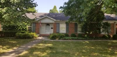 Lexington Single Family Home For Sale: 762 Chinoe Road