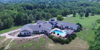 Single Family Home For Sale: 1132 White Oak Road