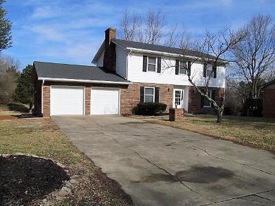 Richmond Single Family Home For Sale: 200 Walnut Hill Drive