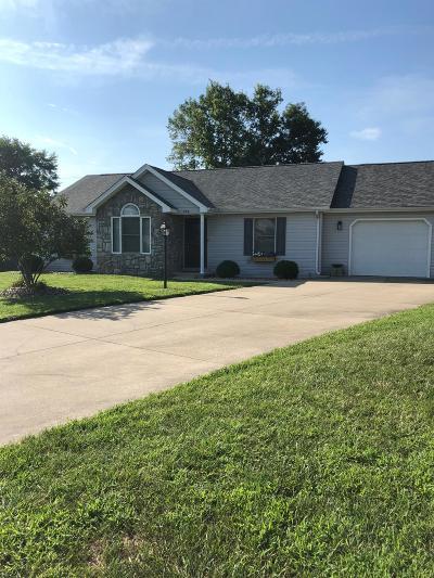 Lawrenceburg Single Family Home For Sale: 196 Hamlin Way