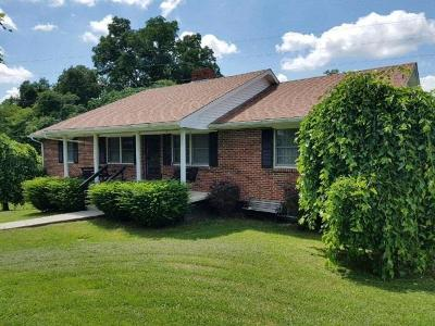 McKee KY Single Family Home For Sale: $218,500
