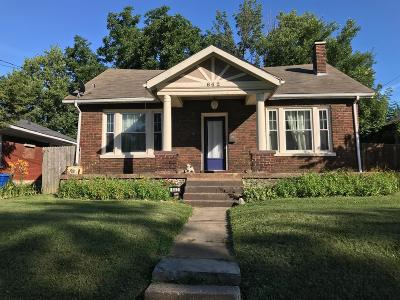 Single Family Home For Sale: 642 Bellaire Avenue