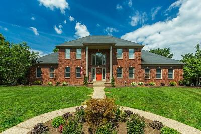 Nicholasville Single Family Home For Sale: 104 Wood Duck Court