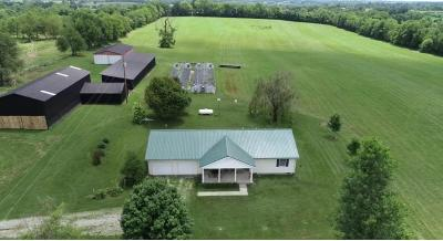 Anderson County, Fayette County, Franklin County, Henry County, Scott County, Shelby County, Woodford County Farm For Sale: 717 Stonetown Road