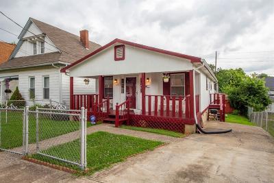 Single Family Home For Sale: 135 Alabama Avenue