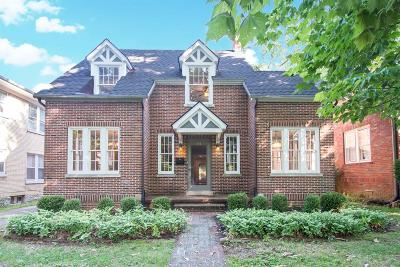 Lexington Single Family Home For Sale: 211 Sycamore