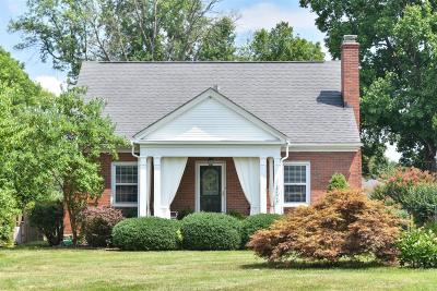 Single Family Home For Sale: 1806 Clays Mill Road