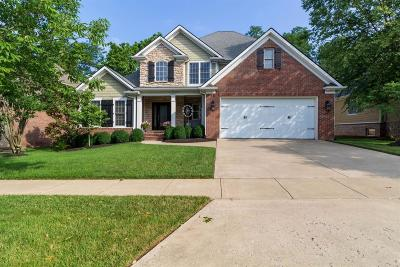 Lexington Single Family Home For Sale: 3733 Horsemint Trail