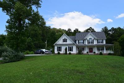 Barbourville Single Family Home For Sale: 80 Old Prichard Hollow Road