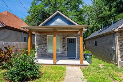 Single Family Home For Sale: 203 E Sixth Street