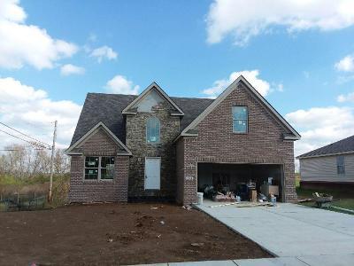 Nicholasville Single Family Home For Sale: 208 San Antonio Way