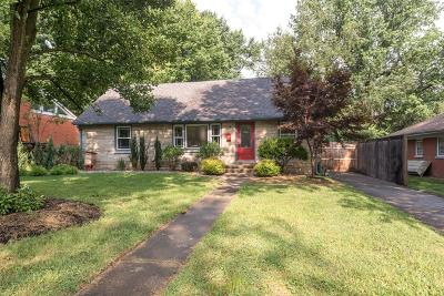 Single Family Home For Sale: 2091 Rambler Road