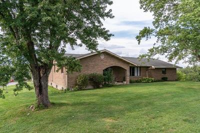 Owenton Single Family Home For Sale: 10230 Hwy 330
