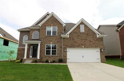 Nicholasville Single Family Home For Sale: 136 Rowanberry Drive