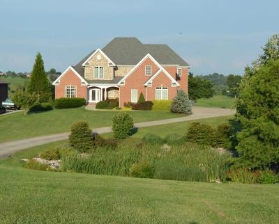 Danville Single Family Home For Sale: 240 Bluffwood Drive