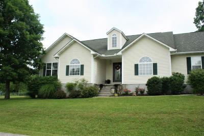 Corbin Single Family Home For Sale: 185 Sandy Hills Lane