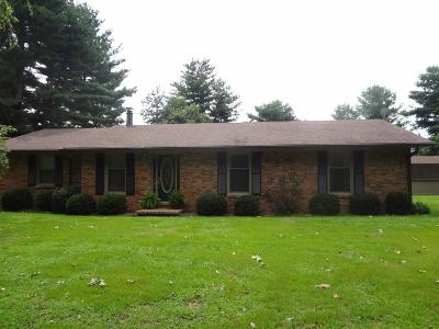Winchester Single Family Home For Sale: 2980 Pilot View Road