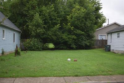 Lexington Residential Lots & Land For Sale: 752 Breathitt Avenue