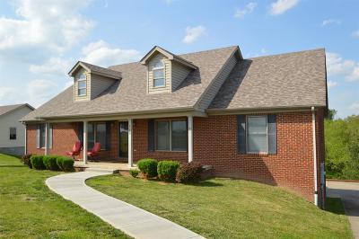 Harrodsburg Single Family Home For Sale: 189 Lakeland Drive