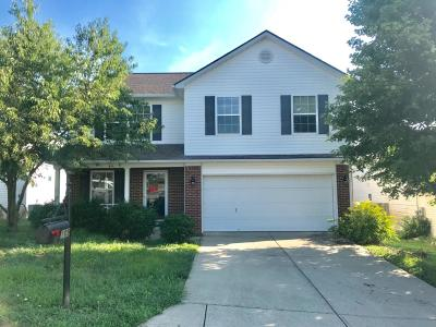 Frankfort Single Family Home For Sale: 109 Greenway Boulevard