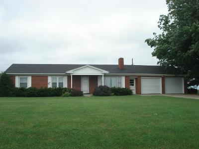 Cynthiana Single Family Home For Sale: 614 Salem Pike