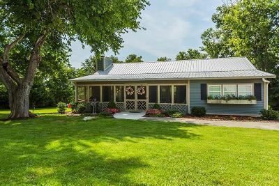 Harrodsburg Single Family Home For Sale: 246 Hughley Lane