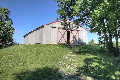 Anderson County, Fayette County, Franklin County, Henry County, Scott County, Shelby County, Woodford County Farm For Sale: 891 Boyers Chapel Road