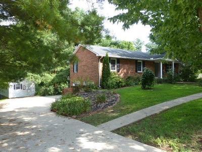 Richmond Single Family Home For Sale: 371 Timberlake Drive