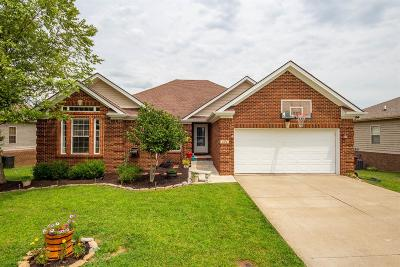 Nicholasville Single Family Home For Sale: 300 Crowe Lane
