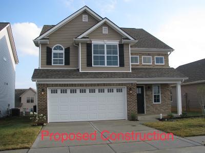 Lexington Single Family Home For Sale: 2816 Our Tibbs Trail