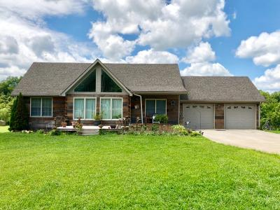 Berea Single Family Home For Sale: 7309 Paint Lick Road
