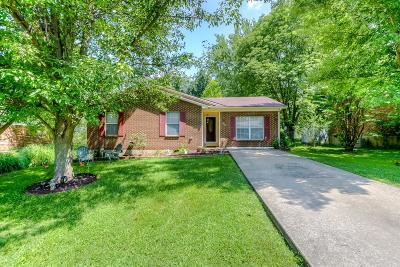 Frankfort Single Family Home For Sale: 302 Highwood Drive
