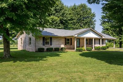 Nicholasville Single Family Home For Sale: 2146 Sulphur Well Pike