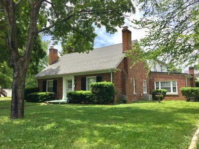 Anderson County, Fayette County, Franklin County, Henry County, Scott County, Shelby County, Woodford County Multi Family Home For Sale: 305 Hillsboro Avenue