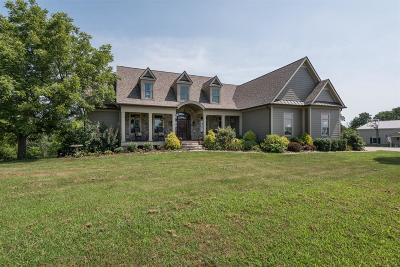 Stamping Ground Single Family Home For Sale: 340 Pea Ridge Road