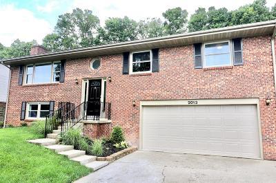 Lexington Single Family Home For Sale: 2013 Summerhayes Court