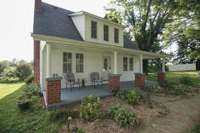Somerset Single Family Home For Sale: 110 Hidden Farm Lane
