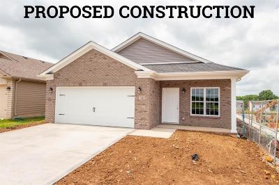 Lexington Single Family Home For Sale: 550 Estrella Drive