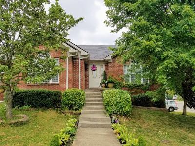 Nicholasville Single Family Home For Sale: 300 Virginia Lane