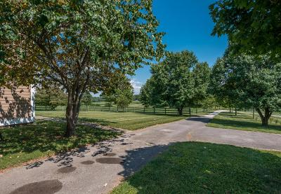 Anderson County, Fayette County, Franklin County, Henry County, Scott County, Shelby County, Woodford County Farm For Sale: 4721 Newtown Pike
