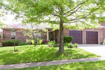 Lexington Single Family Home For Sale: 4889 Firebrook Boulevard