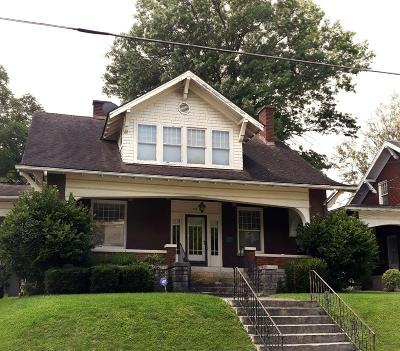 Winchester Single Family Home For Sale: 230 W Hickman Street
