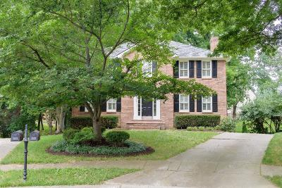Lexington Single Family Home For Sale: 3600 Windfair Lane