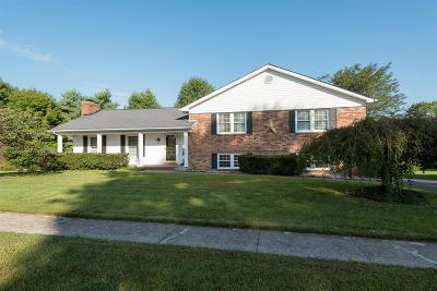 Nicholasville Single Family Home For Sale: 211 Ironwood