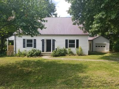 Frankfort Single Family Home For Sale: 140 Rolling Acres