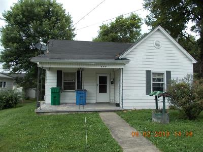 Danville Single Family Home For Sale: 447 Smith Street