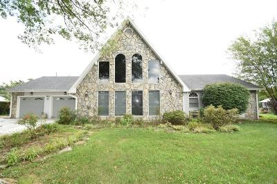 Franklin County Single Family Home For Sale: 911 Tierra Linda Drive