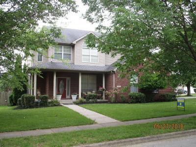 Lexington Single Family Home For Sale: 104 McConnells Trace